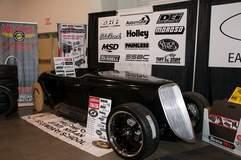 High School Hot Rod Car Show