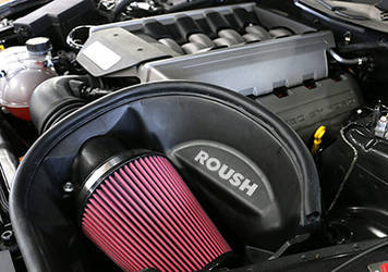 2015 Mustang 5.0L ROUSH V8 Cold Air Kit