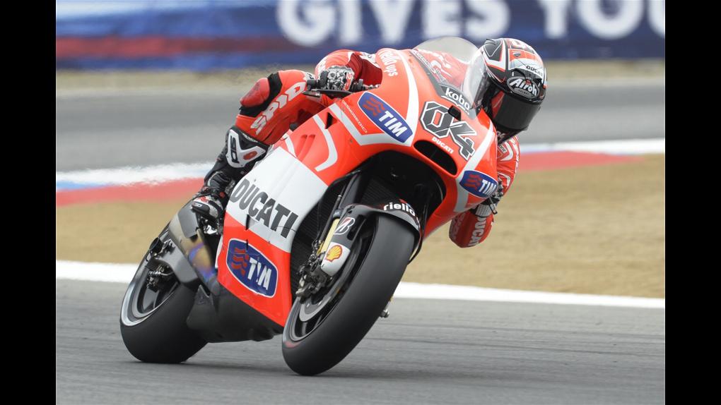 2013 Ducati    2013 MotoGP - Laguna Seca - Dovi