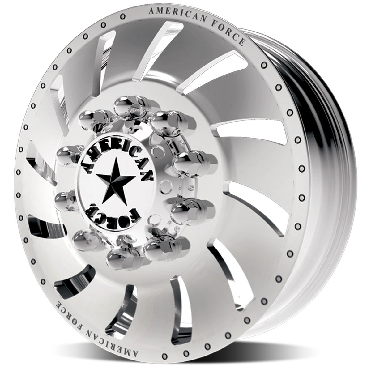 | Dually Wheel - Concept - Front