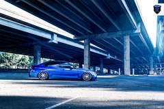 Blue 3 Series - Side