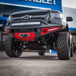 2015 Chevy Colorado HoneyBadger Front Bumper