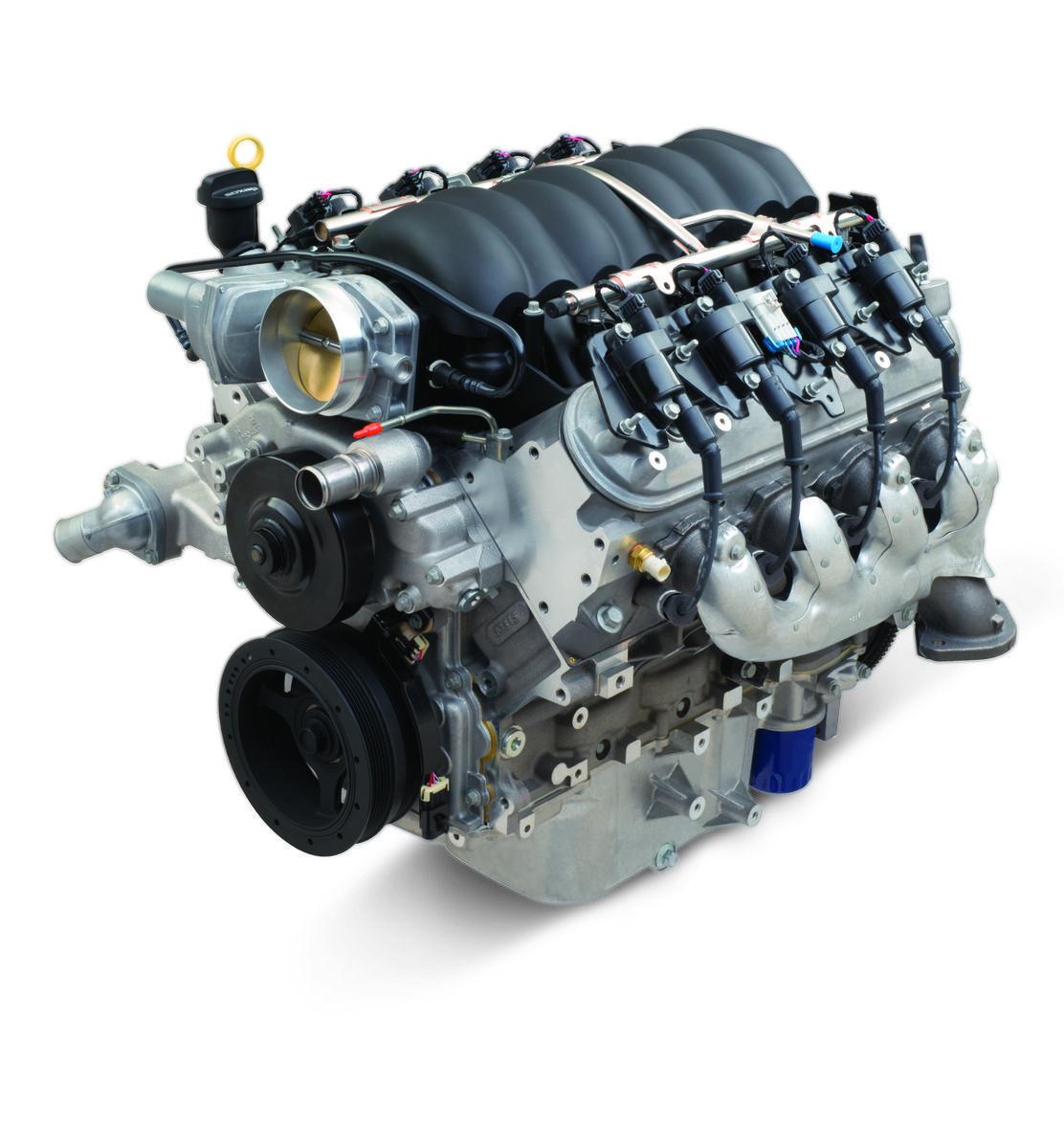 Chevrolet  | LS3 6.2L