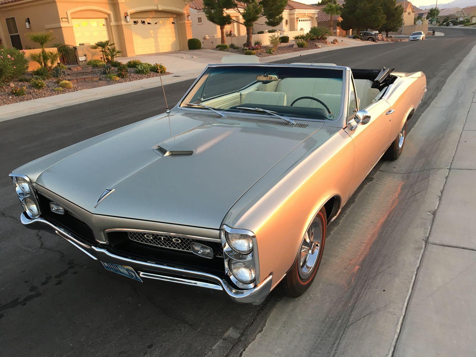 | 1967 GTO