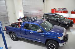 N-FAB TRD PRO Build - Toyota Tundra Teammates