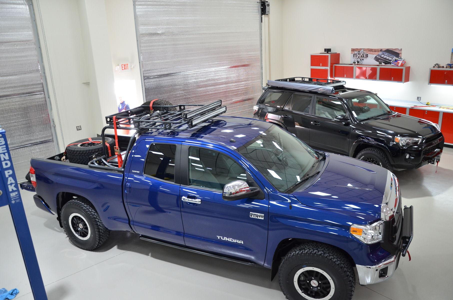 2014 Toyota Tundra | N-FAB TRD PRO Build - Toyota Tundra Teammates