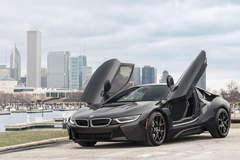 BMW i8 - Doors Up