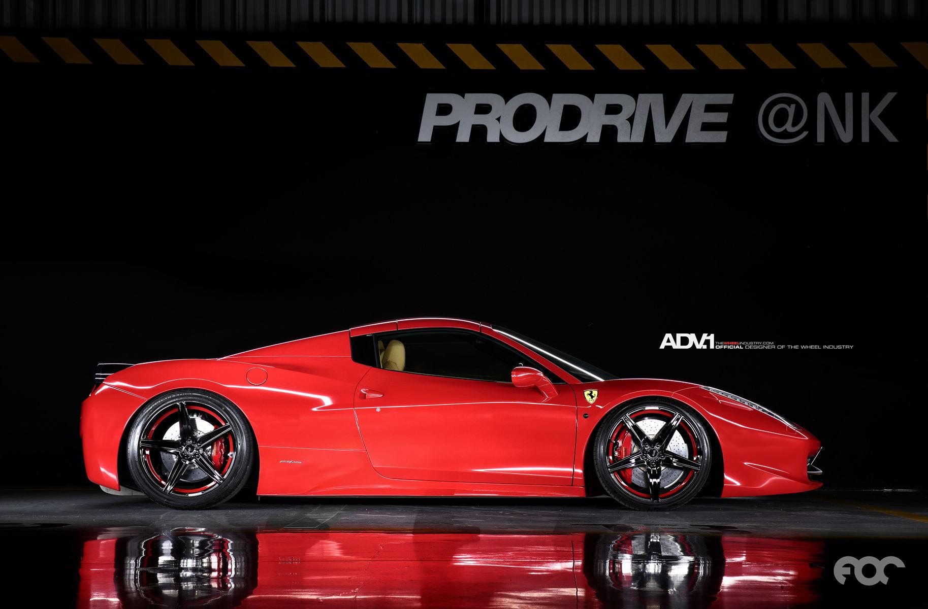 Ferrari 458 Italia | Ferrari F48 Italia