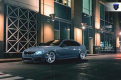 BMW M4 - Gray Side Angle