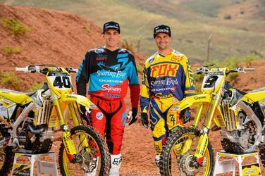 Supercross and Motocross
