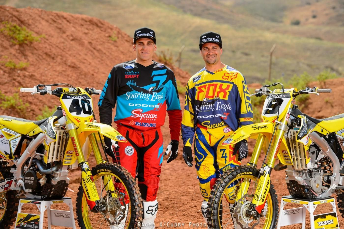 | Supercross and Motocross