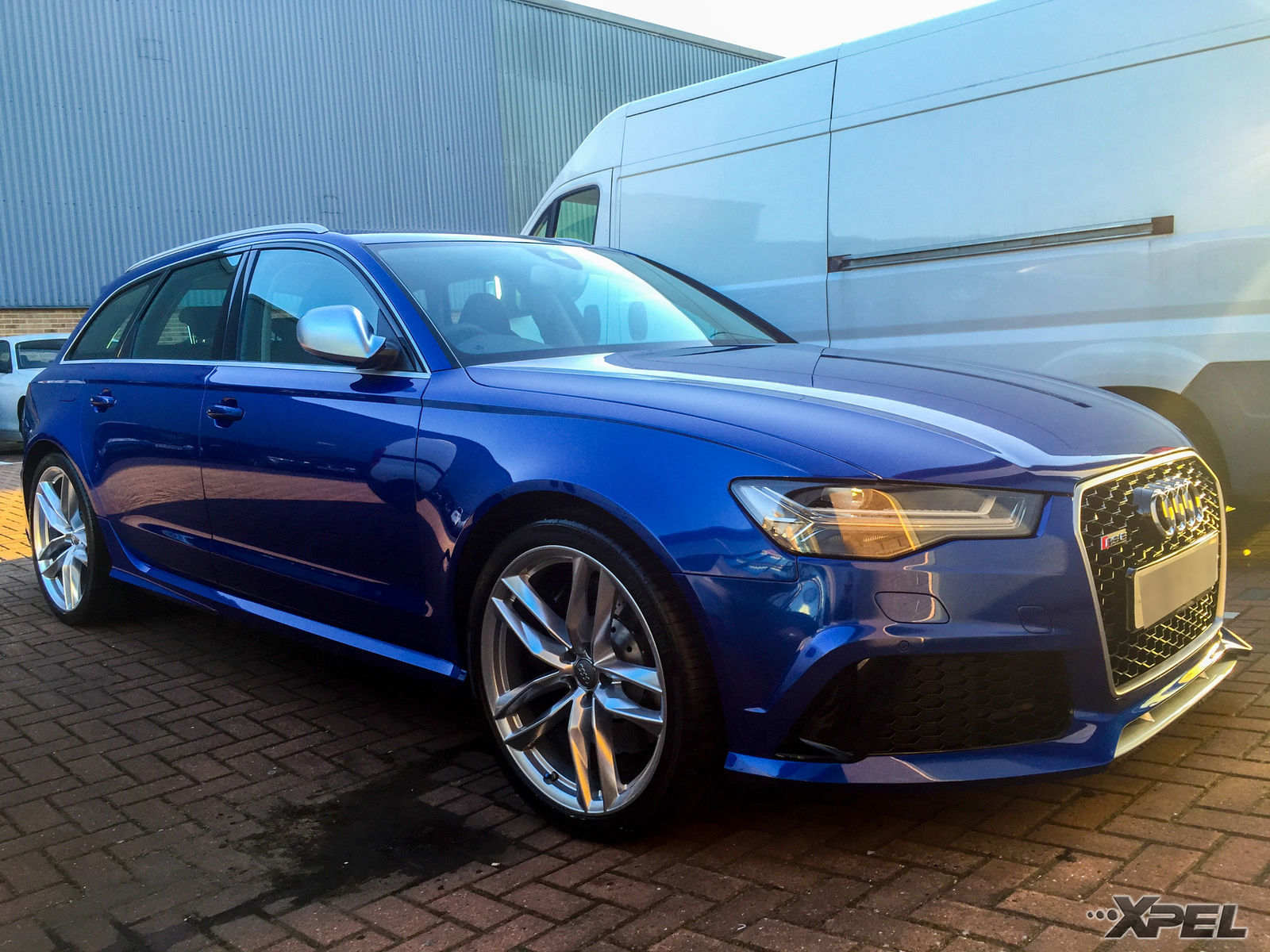 2016 Audi RS 6 | Recent installations from XPEL United Kingdom