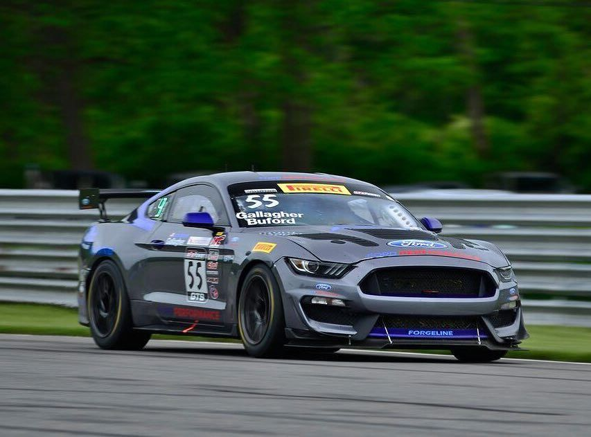 2018 Ford Mustang | Pirelli World Challenge GTS Pro-Am Winners at Lime Rock Park