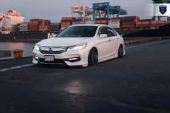 Honda Accord V6 Touring - Front Stance Shot