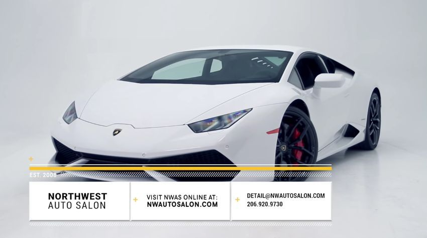 2016 Lamborghini Huracan | Northwest Auto Salon Dealer Spotlight