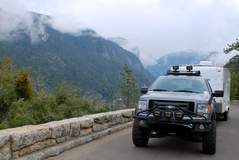 Hellwig F150 in the Sequoias