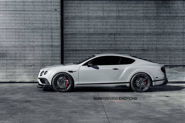 ADV.1 Wheels Startech USA | Bentley GT V8S