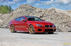 Turner Motorsport's BMW F13 M6 on Forgeline One Piece Forged Monoblock SC1 Wheels