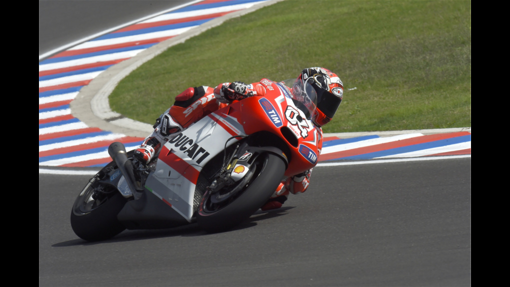 2014 Ducati    MotoGP Round 3 - Argentina - Dovi