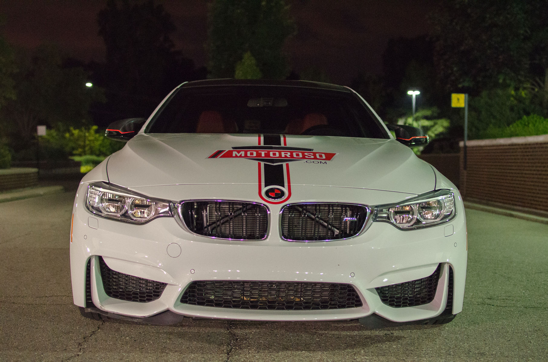 2015 BMW M4 | The Wrapped M4 - Front View