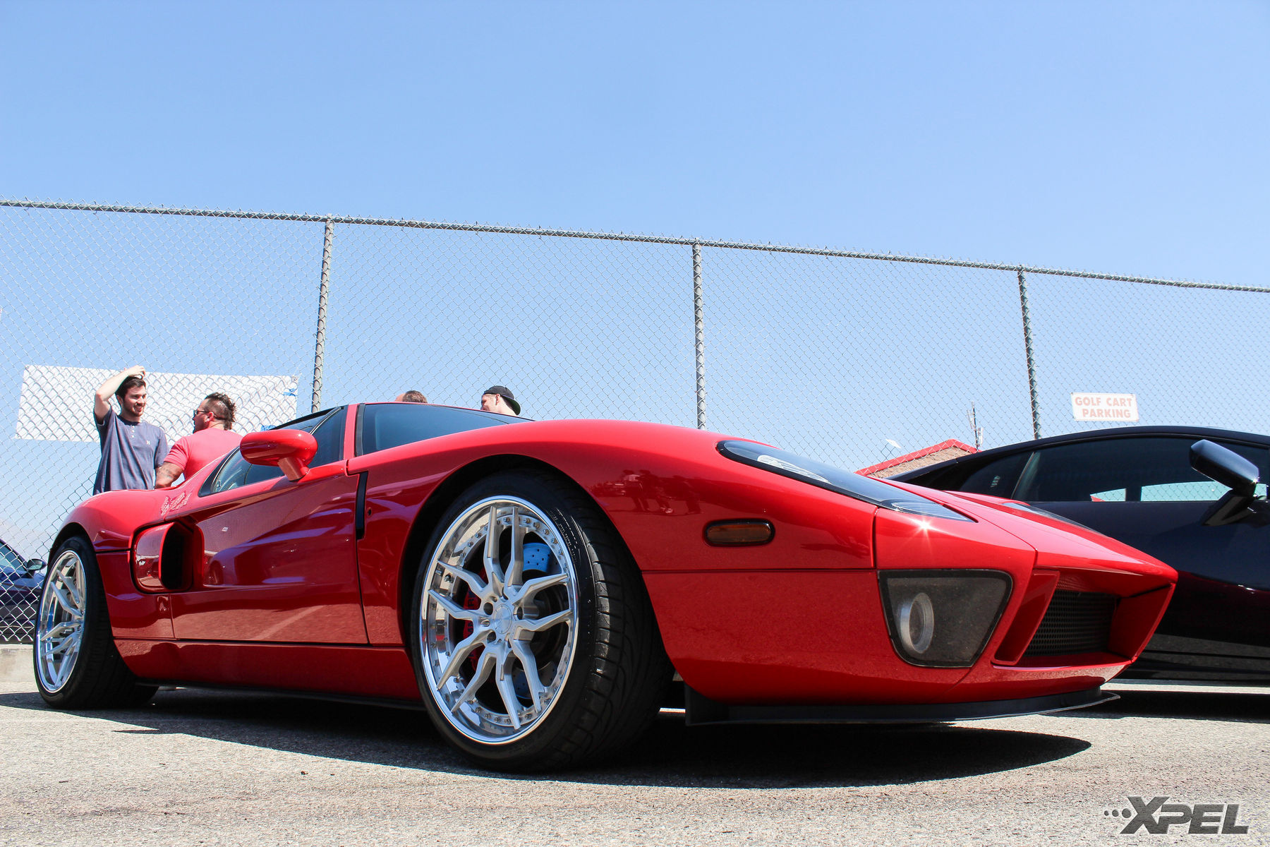 Ford GT | Ford GT at the California Festival of Speed 2015