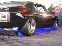 Chevelle by Detroit Speed on Forgeline ZX3P Wheels