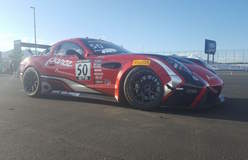 Panoz Wins Grand Prix of Utah on Forgeline One Piece Forhged Monoblock GS1R Wheels