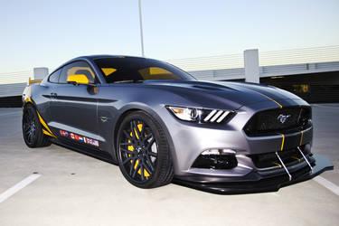 2015 Ford Mustang | 2015 Ford F-35 Lightning II Mustang GT