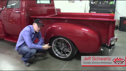 1953 Chevrolet C/K 1500 Series | Video: Forgeline ML3C Wheels on the Raybestos '53 Chevy Truck