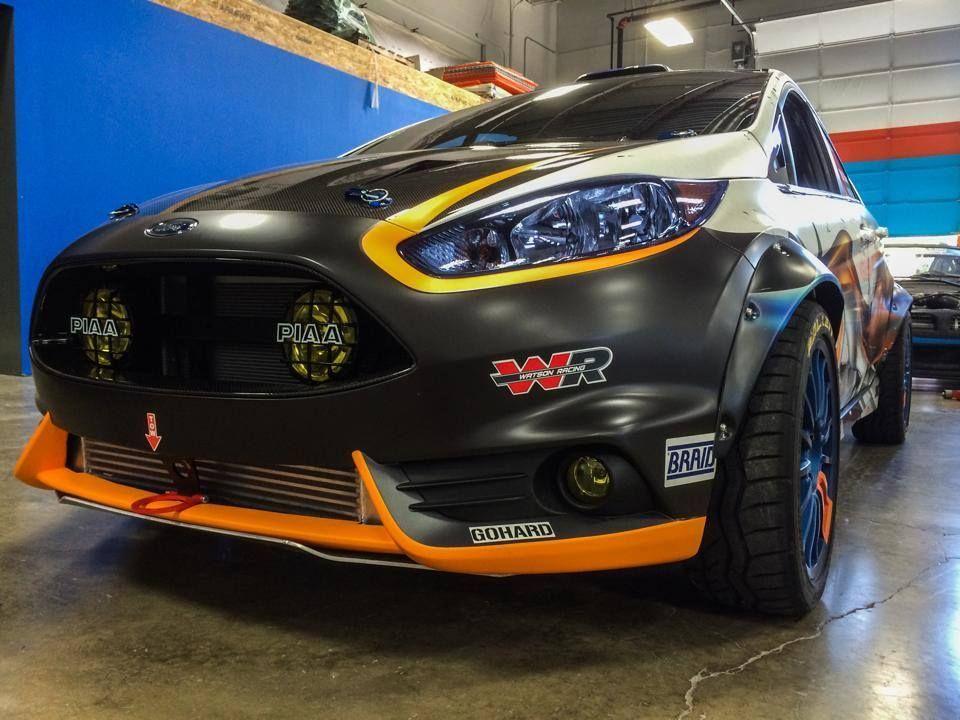 2014 Ford Fiesta | 2014 Fiesta ST Rally Edition