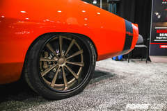 """Mo's """"Mayhem"""" '69 Dodge Charger on Grip Equipped Dropkick Wheels"""