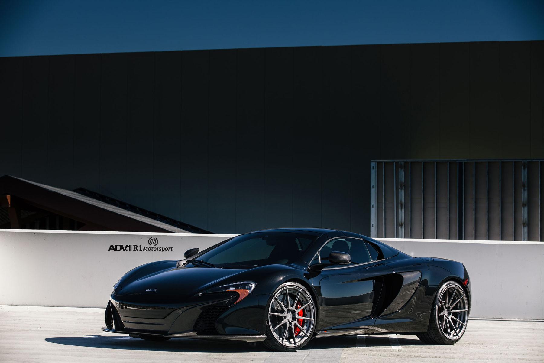 McLaren 650S | ADV.1 Wheels McLaren 650S
