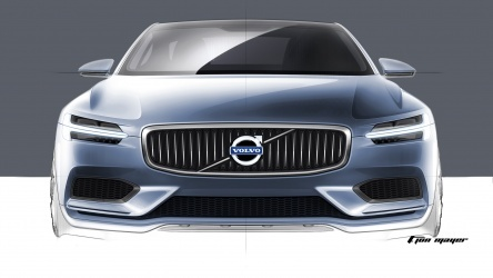 2016 Volvo Coupe | Concept Coupe