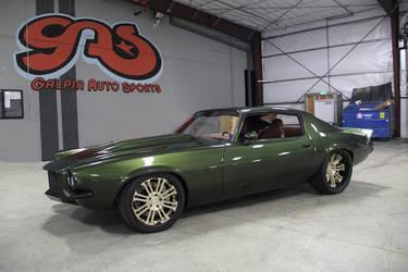 1970 Chevrolet Camaro   1970 Camaro