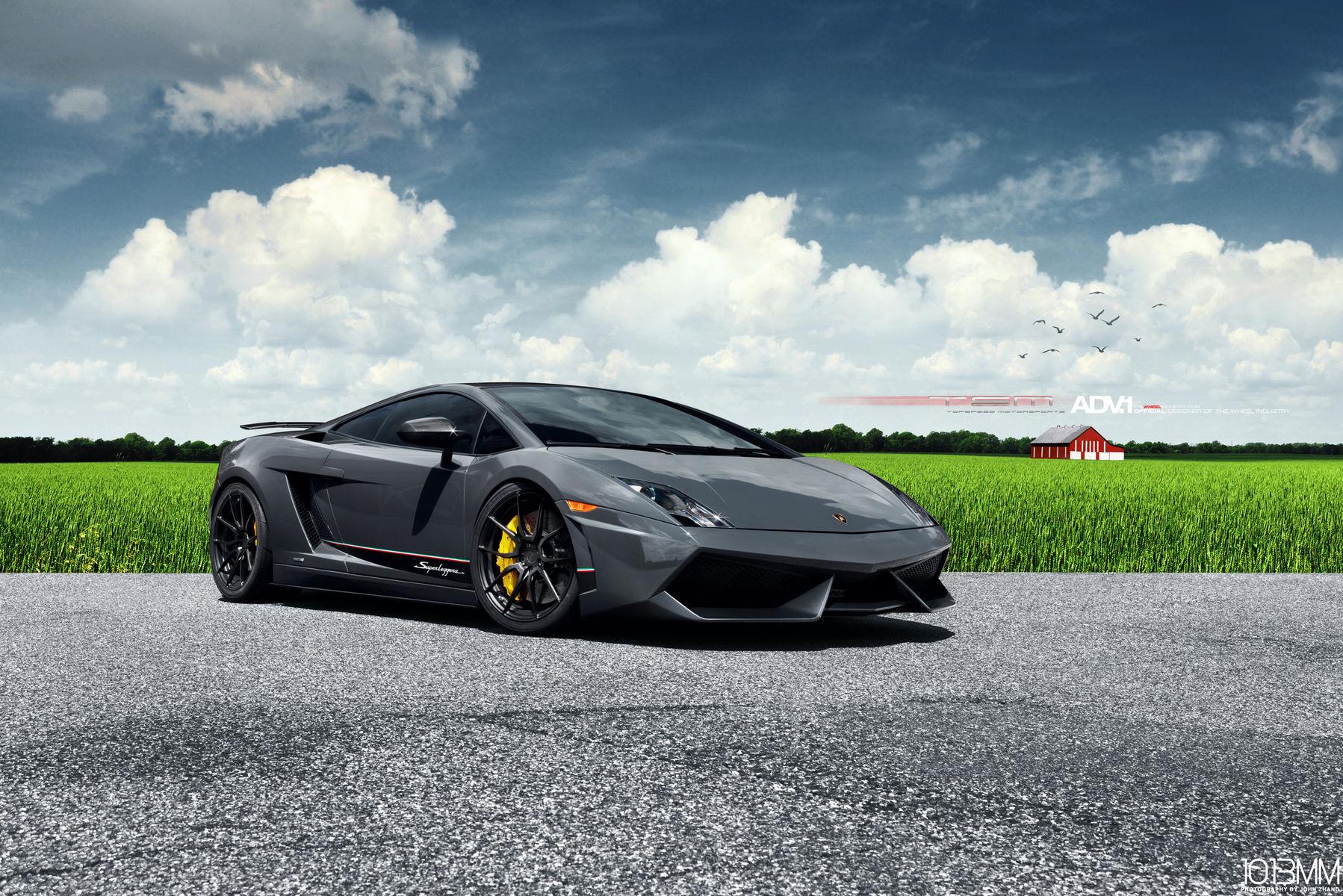Lamborghini Gallardo   Lamborghini LP570 Superleggera
