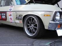 Dan Ballard's '72 Nova on Forgeline GZ3 Wheels at the 2014 SEMA Show
