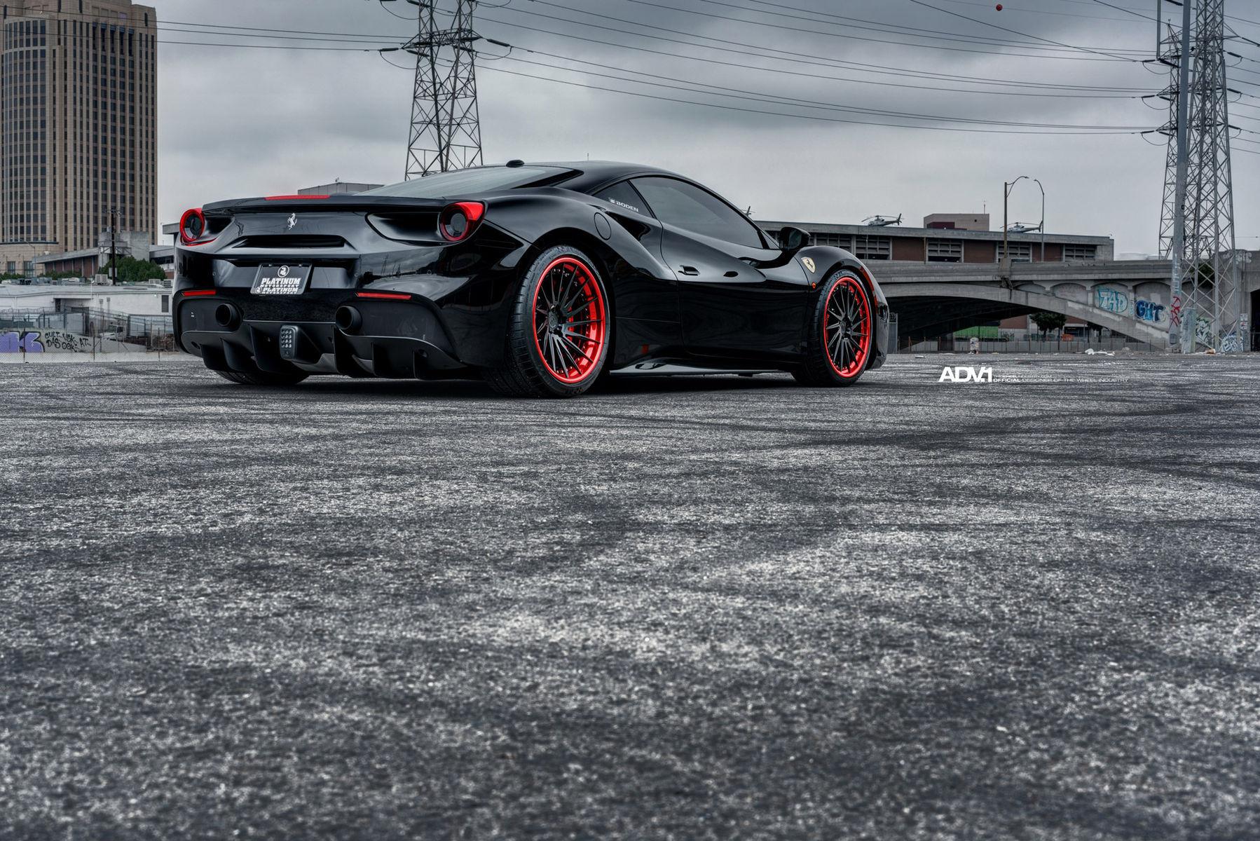 2017 Ferrari 488 GTB | Ferrari 488 GTB