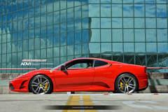 Ferrari F430 Scuderia on ADV5.2 M.V1 SL