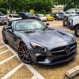 Mercedes-Benz AMG GTS Edition 1 with XPEL ULTIMATE self-healing clear bra