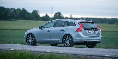 2014 Volvo 240 | The V60