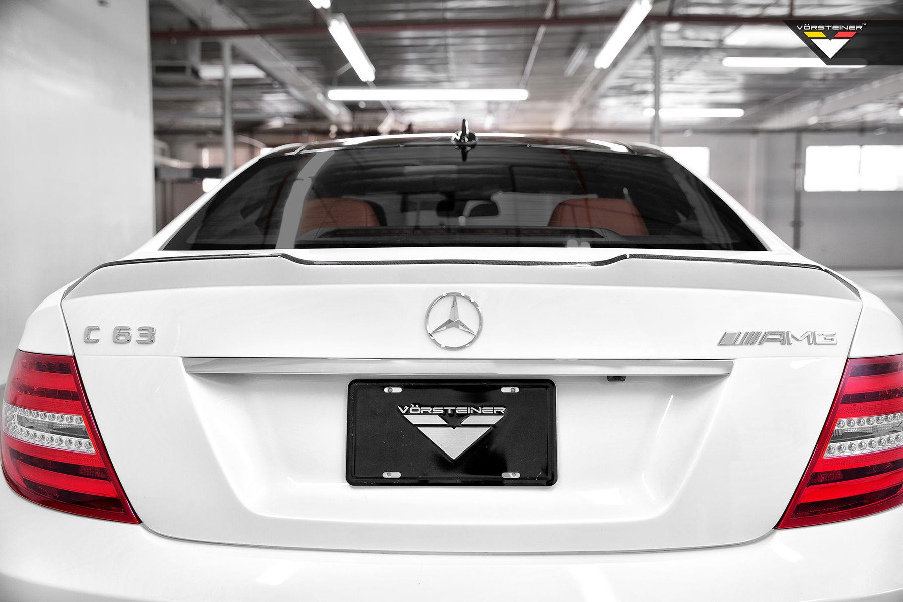2013 Mercedes-Benz C63 AMG | Mercedes W204 C63 AMG COUPE