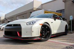 Nissan GTR Nismo Edition protected with XPEL STEALTH satin-finish clear bra