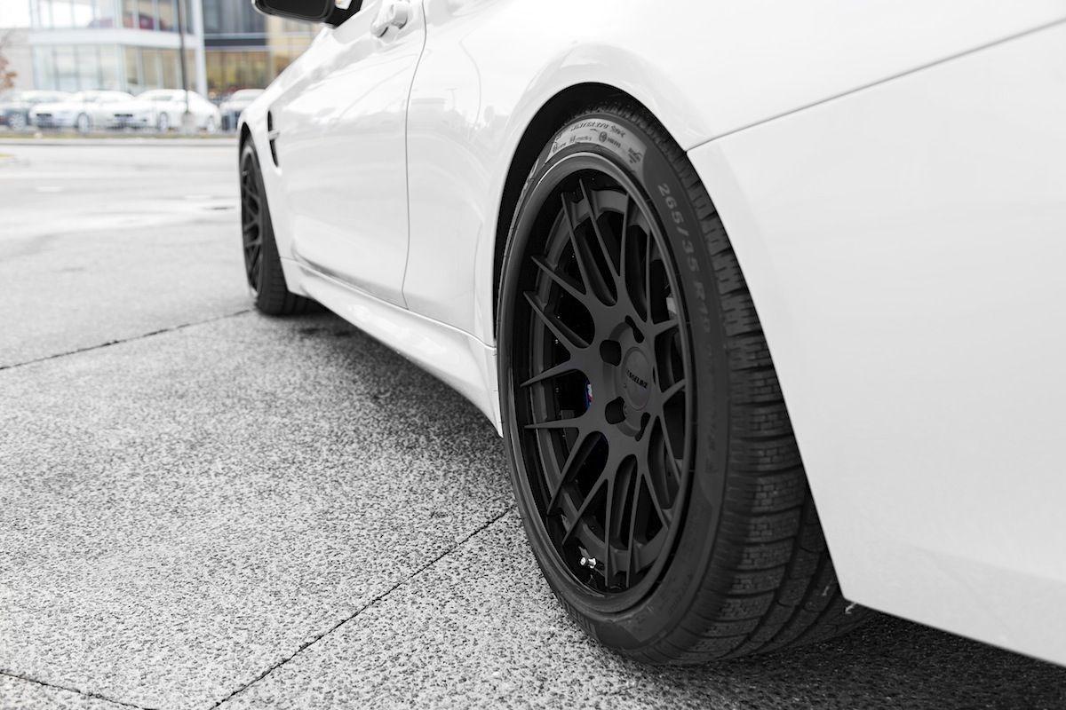 2014 BMW M4 | Pfaff Tuning BMW M4 on Forgeline DE3C-SL Wheels