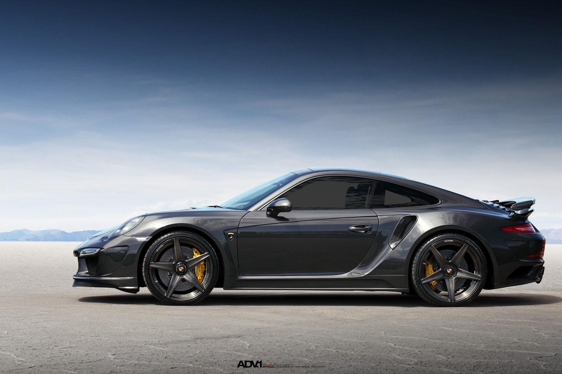 2015 Porsche 911 | Top Car Stinger 991 Turbo S