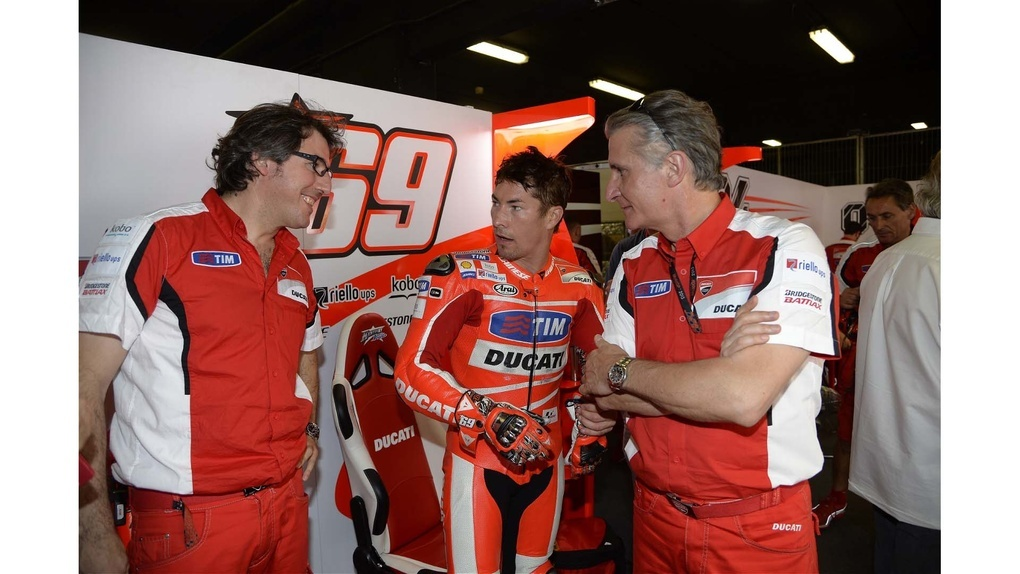2013 Ducati    2013 MotoGP - Catalunya - Hayden