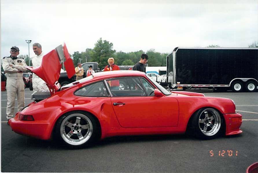 1991 Porsche 911 | Micheal Schuitemaker's Porsche 965 Widebody on 18-inch Forgeline GT3 Wheels