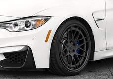 Pfaff Tuning BMW M4 on Forgeline DE3C-SL Wheels
