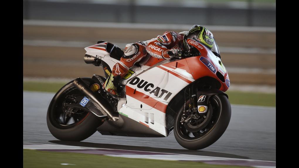 2014 Ducati    '14 MotoGP Round 01 - Qatar