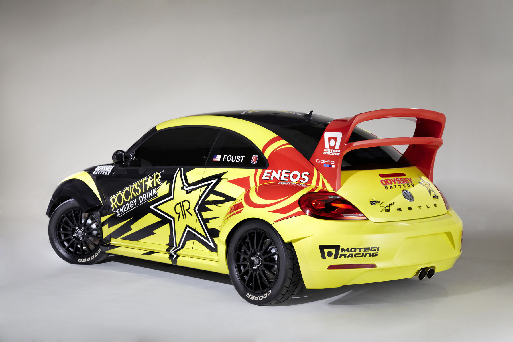 2015 Volkswagen Beetle | '15 VW Beetle GRC Rally Car