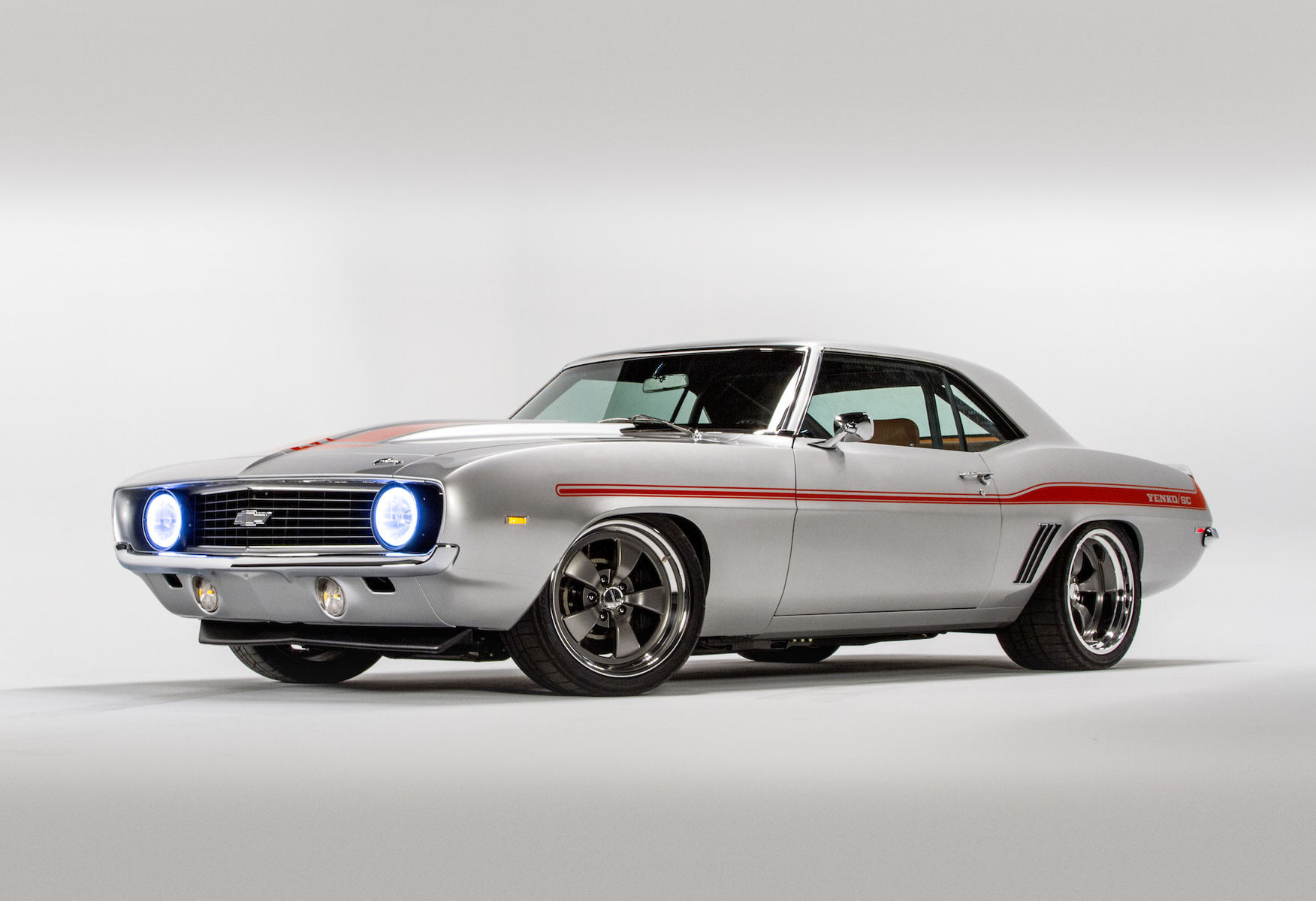 1969 Chevrolet Camaro | Robert Taylor's Detroit Speed-Built '69 Camaro on Forgeline Heritage Series CR3 Wheels